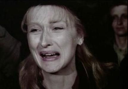 Meryl Streep in Sophie's Choice