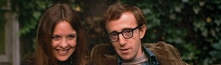 Diane Keaton and Woody Allen in Annie Hall, one of GAYOT's Top 10 Romantic Comedies