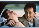 Ione Skye and John Cusack in Say Anything