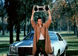 John Cusack in Say Anything, one of our Top 10 Romantic Comedies
