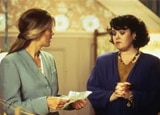 Meg Ryan and Rosie O'Donnell in Sleepless in Seattle