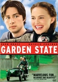 Garden State with Zach Braff and Natalie Portman