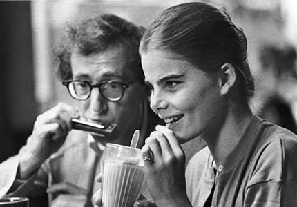 Woody Allen and Mariel Hemingway in Manhattan, one of GAYOT's Top 10 Romantic Movies