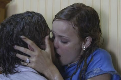 Ryan Gosling and Rachel McAdams in The Notebook, one of GAYOT's Top 10 Romantic Movies