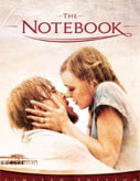 Ryan Gosling and Rachel McAdams in The Notebook