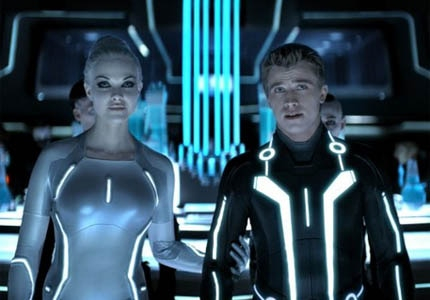 Read our review of TRON: Legacy on GAYOT.com
