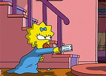 Maggie Simpson in The Simpsons Movie