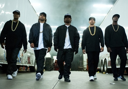 Straight Outta Compton tells the true-life story of Los Angeles rap legends N.W.A