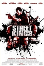 """Street Kings"" movie poster"