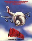 Airplane!, a wacky 1980 satire that keeps on delivering laughs
