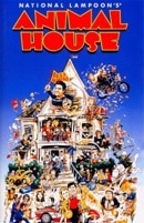 Animal House: low budget but wildly popular and now a cult classic