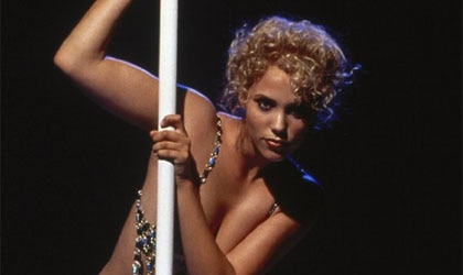 Elizabeth Berkley in Showgirls