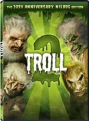 A DVD cover for Troll 2