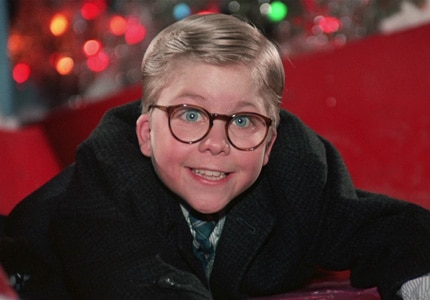 A Christmas Story, one of GAYOT's Top 10 Holiday Movies