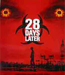"In ""28 Days Later,"" a virus transforms much of England's population into the undead"