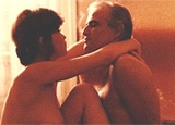 Maria Schneider and Marlon Brando in Last Tango in Paris, one of our Top 10 Sexy Movies