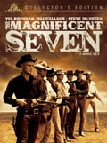 The Magnificent Seven features some of the most popular action stars in cinema history