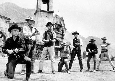 The Magnificent Seven is a reimagined version of Kurosawa's epic masterpiece, Seven Samurai