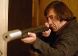 No Country for Old Men stars Tommy Lee Jones, Javier Bardem and Josh Brolin