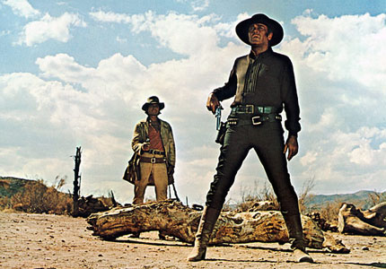 Once Upon a Time in the West, one of the Top 10 Westerns