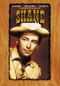 Alan Ladd stars in the classic film Shane