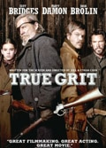 True Grit finds Jeff Bridges and Matt Damon on the trail of an outlaw accused of murder