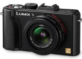 Panasonic Lumix DMX LX5 Digital Camera, one of our Top 10 Travel Gifts