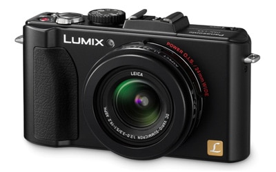 Panasonic Lumix DMC-LX5 digital camera