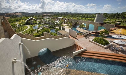 The Watermill, a $12 million aquatic park at Dorado Beach, a Ritz-Carlton Reserve in Puerto Rico