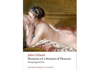 """Fanny Hill: Memoirs of a Woman of Pleasure,"" one of GAYOT's Top 10 Sexy Books"