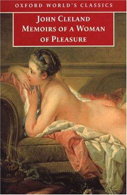 """Fanny Hill"" was first published in England in 1748"