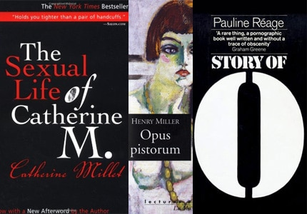 See GAYOT's picks of Top 10 Sexy Books for stories that will get your pulse racing