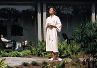 Meditation Garden at Omni Amelia Island Plantation in Florida
