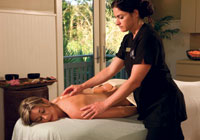 Massage at The Spa at Omni Amelia Island Plantation in Florida