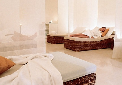 Thalassa Spa, one of the best spas in Cyprus