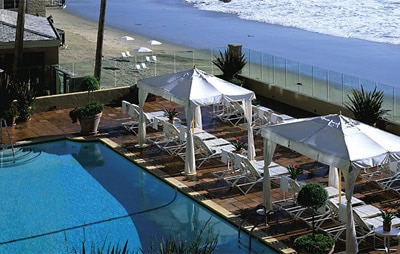 The Surf and Sand Resort in Laguna Beach, CA