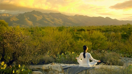 Canyon Ranch Tucson offers complete health makeovers and life enhancement programs in a beautiful natural setting