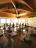 Yoga at Canyon Ranch, Tucson