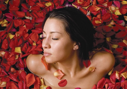 Absolute Nirvana Spa & Gardens in Santa Fe, New Mexico, home to one of GAYOT's Top 10 Couples Massages