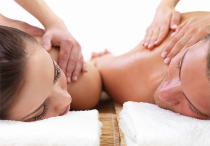 Book one of GAYOT's Top 10 Couples Massages for a romantic spa retreat