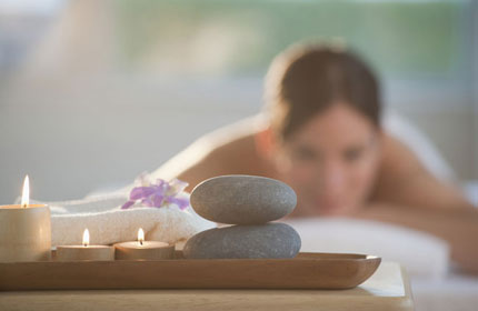 Enjoy a Couples Ritual at The Spa at Laguna Cliffs Marriott Resort and Spa in SoCal's Dana Point