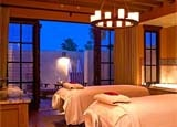 The Havasu room at Red Door Spa in Phoenix