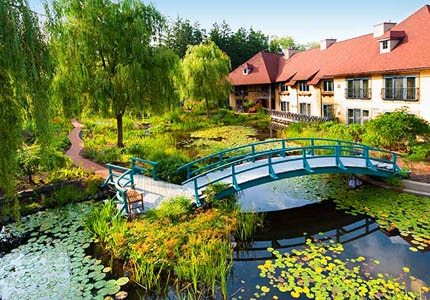 Mirbeau Inn & Spa in Skaneateles, New York, one of GAYOT's Top 10 Destination Spas in the US