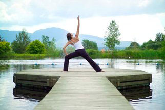 Yoga at Spa Eastman in Canada, one of our Top Detox Spas in the World