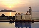 Treatment at the Spa at Elounda Beach