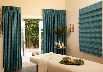 A treatment room at The Spa at Estancia La Jolla in California