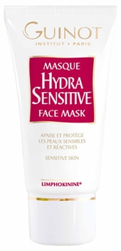 Guinot Hydra Sensitive Face Mask is soothing, working deep beneath the skin's surface
