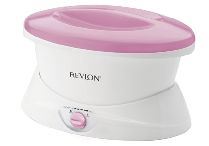 The Revlon Moisturestay Paraffin Bath offers a luxurious alternative to traditional bottled moisturizers and is included in GAYOT.com's Top 10 Spa Gifts