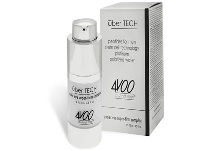 The 4VOO uber TECH under eye complex, previously featured on GAYOT's Top 10 Spa Gifts