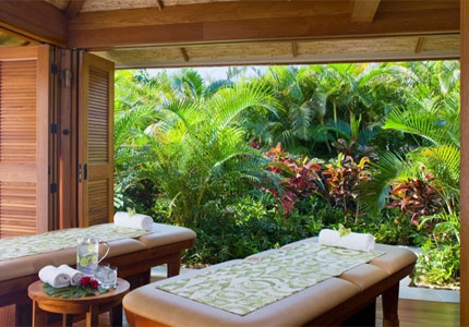 Experience lokahi (balance and harmony) at Grand Hyatt Kauai Resort and Spa